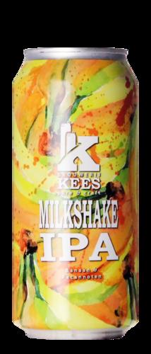 Kees Milkshake IPA Banaan Pecannoten