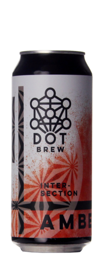 Dot Brew Intersection Amber IPA