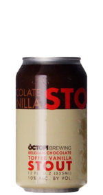 Octopi Brewing Belgian Chocolate Toffee Vanilla Stout