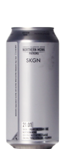 Northern Monk Patrons Project 21.01 // SKGN // Dream Line Forms: One // DDH IPA