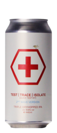 Atelier der Braukunste Test Trace Isolate (Pandemic Serie 2nd Wave )