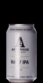 Anderson's Hazy IPA