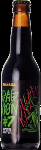 Walhalla Daemon #7 Krampus Imperial Stout