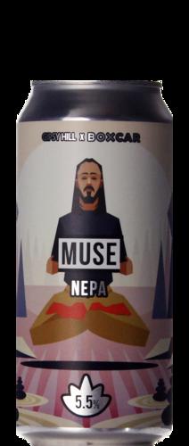 Gipsy Hill / Boxcar Muse