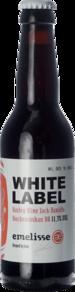 Emelisse White Label Barley Wine Jack Daniels Auchentoshan BA