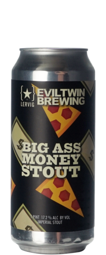 Lervig / Evil Twin Big Ass Money Stout 3