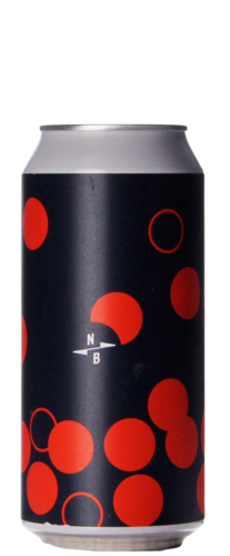 North Brewing Co. Loops and Dots
