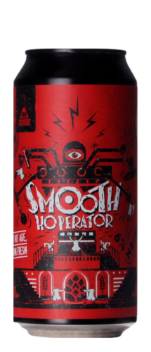 Mad Scientist Smooth Hoperator Can