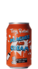 Tiny Rebel Peaches & Cream (Blik)