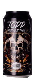 Amager Todd The Axe Man Can