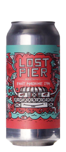 Lost Pier Fruit Machine