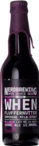Nerdbrewing When Fluffernutter Imperial Milk Stout