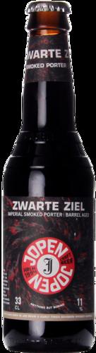 Jopen Zwarte Ziel 2020 (Bourbon Whisky Blend BA)