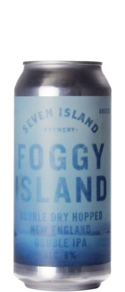 Seven Island Foggy Island