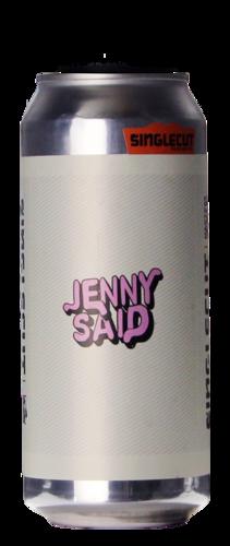 SingleCut Beersmiths Jenny Said