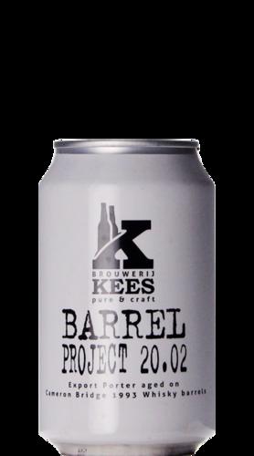 Kees Barrel Project 20.02
