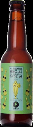 Frontaal My Pineapple Brings All The Milkshake's IPA's To The Bar