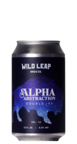 Wild Leap Brewing Alpha Abstraction Vol. 12