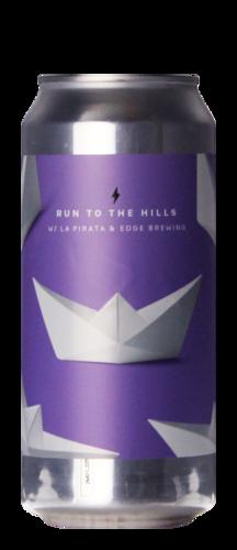 Garage Beer / Edge / La Pirata Run The Hills DIPA