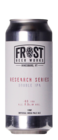 Frost Beer Works Research Series Double IPA