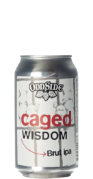 Odd Side Ales Caged Wisdom