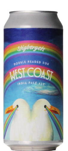 Stigbergets Double Headed DDH West Coast IPA