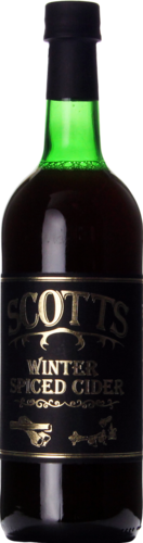 Scotts Winter Spice Cider