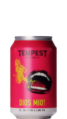 Tempest Dios Mio! Jalapeno / Lime