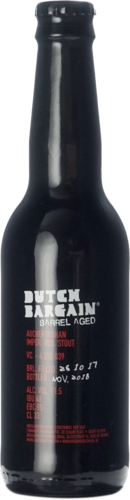 Dutch Bargain Imperial Russian Stout AUCHENTOSHAN BA