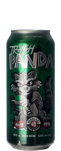 Parallel 49 Trash Panda