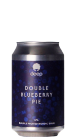 Coolhead Deep Double Blueberry Pie