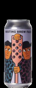 Mikkeller San Diego Resting Brew Face Batch 3