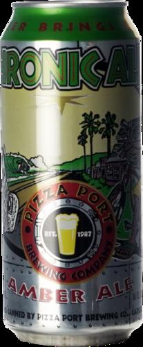 Pizza Port Chronic Ale