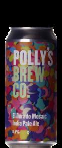 Polly's Brew El Dorado Mosaic