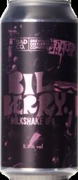 BAD CO. Bilberry Milkshake IPA