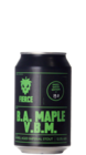 Fierce Beer Barrel Aged Maple Imperial Stout