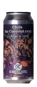 De Moersleutel Chris The Coconut Crab
