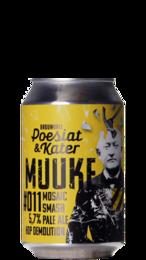 Poesiat & Kater Muuke #011: Mosaic Smash Hop Demolition