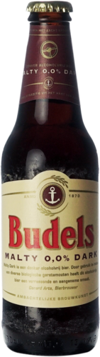 Budels Malty Dark 0,0%