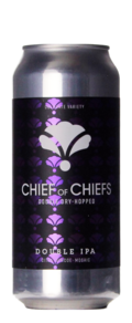 Bearded Iris DDH Chief of Chiefs