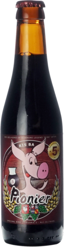 Het Roze Varken Pionier Bowmore Legend Wine BA