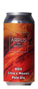 Arpus DDH Citra x Mosaic Pale Ale