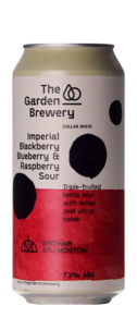 The Garden Imperial Blackberry, Blueberry & Raspberry Sour