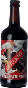 De Leckere Diplomatic Stout 50cl