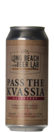 Long Beach Pass The Kvassia Raspberry