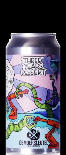 De Moersleutel Three Years Dessert