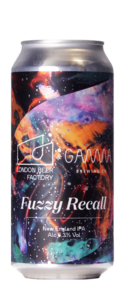 London Beer Factory / Gamma Fuzzy Recall