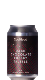 Coolhead Dark Chocolate Cherry Truffle