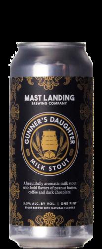 Mast Landing Gunner's Daughter