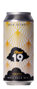 Brew Detroit Cloud 19 Pineapple